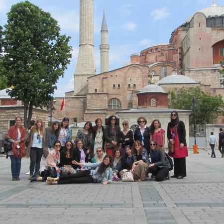 סיור לימודי לאיסטנבול