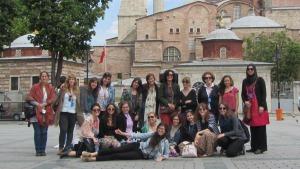 סיור לימודי לאיסטנבול 2014